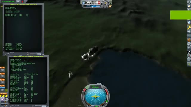 Watch and share Booster Landing GIFs and Falcon9 GIFs by Soda's KSP Builds and Crap on Gfycat