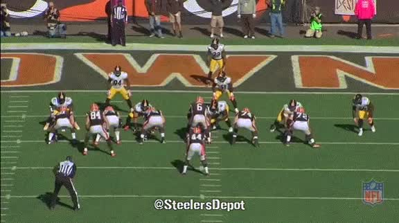 Watch Steelers Vs. Browns Game Rewind – Second Half GIF on Gfycat. Discover more related GIFs on Gfycat