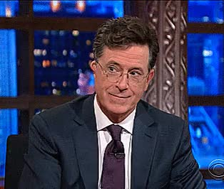 Watch and share Stephen Colbert GIFs and Lateshow GIFs by raradraferelie on Gfycat