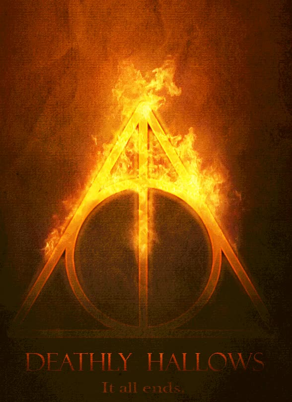 Watch and share Deathly Hallows GIFs on Gfycat