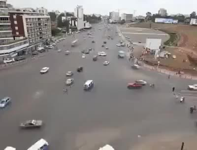 Watch and share Crazy Indian Traffic Intersection Driving Jam Video GIFs on Gfycat