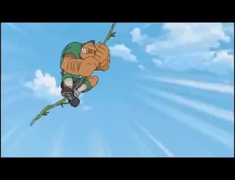 Tarzan Kick