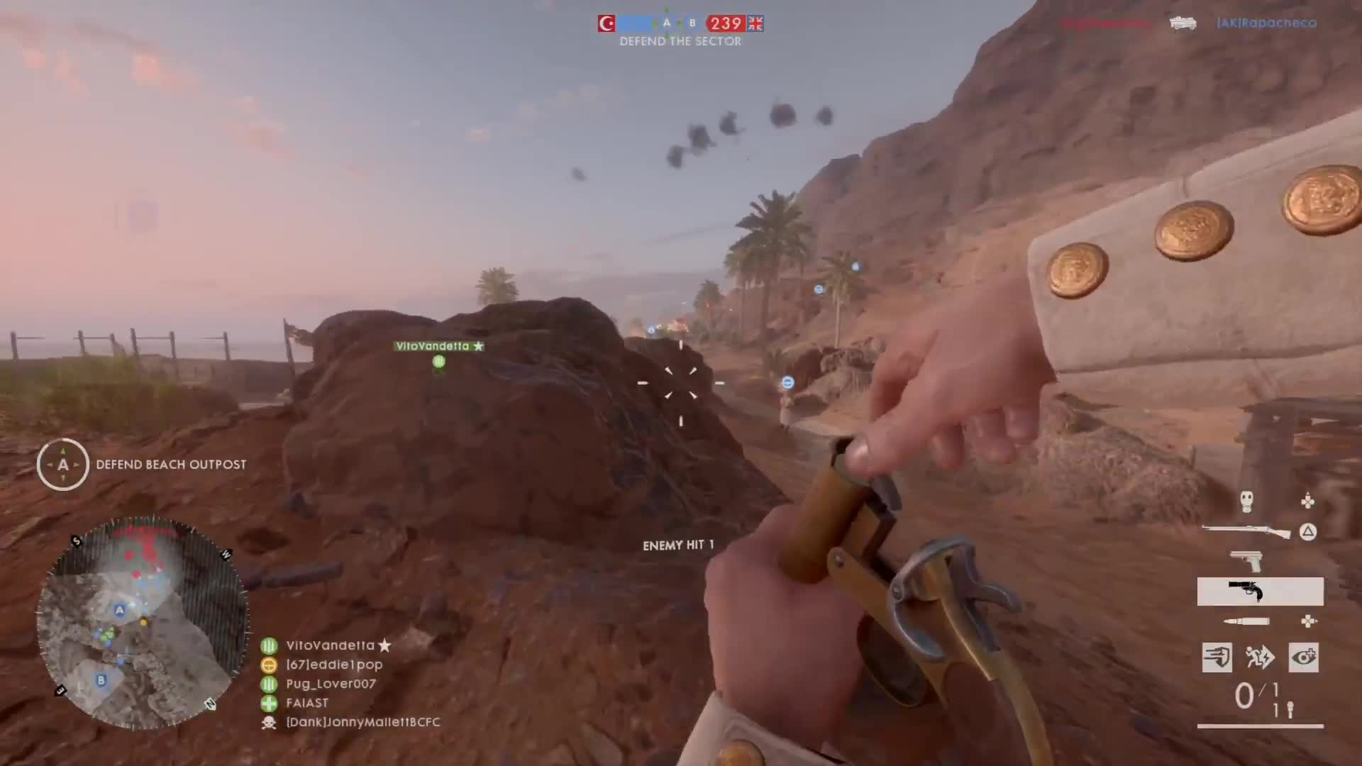 battlefield 1, kills of the week, lebel, pilot headshot, Lebel Love GIFs