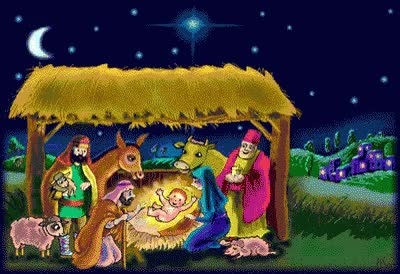 Watch and share Nativity Scene GIFs on Gfycat
