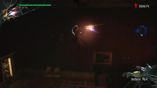 Watch Insane lighting GIF by @rad_dude124 on Gfycat. Discover more PS4share, Devil May Cry 5 Demo, Gaming, PlayStation 4, Rad Dude, Sony Interactive Entertainment GIFs on Gfycat