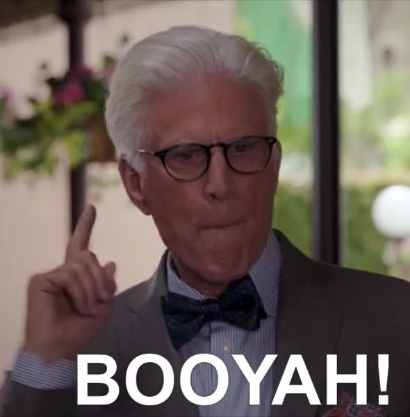Watch and share Ted Danson GIFs and Celebs GIFs by mrpersonality on Gfycat