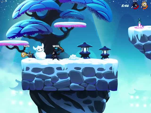 Watch brawlhalla GIF by Francisco Vieira (Stitch)  (@franciscovieira) on Gfycat. Discover more bombhalla, brawhalla GIFs on Gfycat