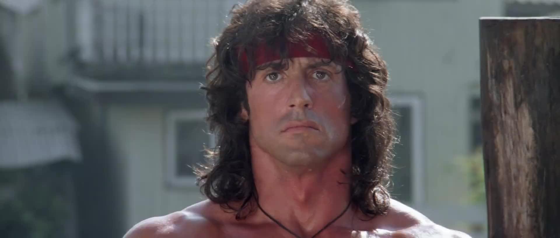 People & Blogs, WANMA ', people & blogs, rambo, sylvester stallone, wanma ', Rambo III : Fight Scene GIFs