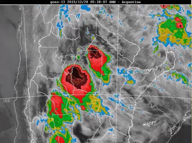 Watch Así se desplaza la tormenta sobre Santa Fe en estos momentos GIF by @ellitoral on Gfycat. Discover more related GIFs on Gfycat