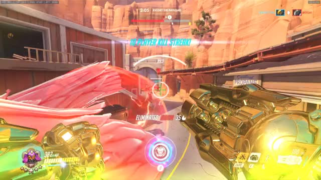 Watch and share Overwatch 07.29.2017 - 22.40.45.05.DVR GIFs by spaine on Gfycat