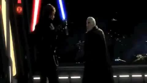 Watch and share Count GIFs and Dooku GIFs on Gfycat