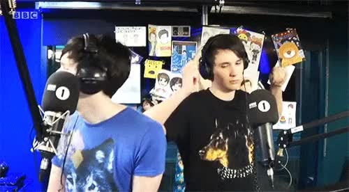 Watch and share Daniel James Howell GIFs and Philip Lester GIFs on Gfycat