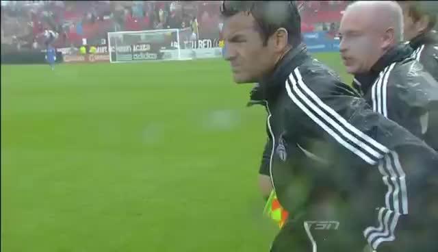 Celebration, Nelsen, TFC, TorontoFC, Nelsen Celebration GIFs