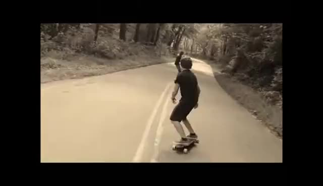 carves, longboarding, Some of my longboarding GIFs