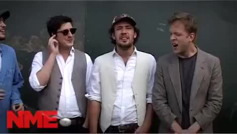 Watch and share Mumford And Sons GIFs and Nme GIFs on Gfycat