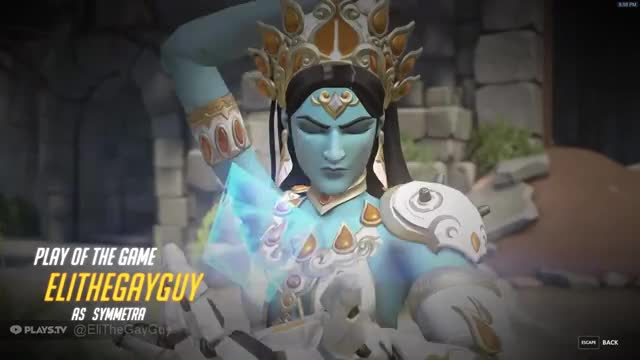 Watch and share Play Of The Game GIFs and Overwatch GIFs on Gfycat