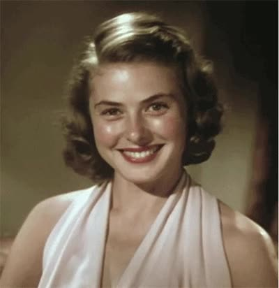Watch and share Ingrid Bergman GIFs and Celebs GIFs on Gfycat