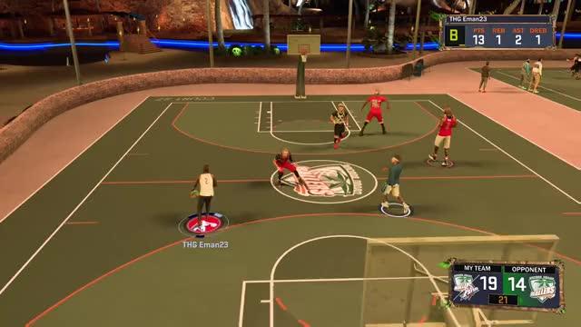 Watch Ankle Breaker GIF by Gamer DVR (@xboxdvr) on Gfycat. Discover more NBA2K17, THG Eman23, xbox, xbox dvr, xbox one GIFs on Gfycat