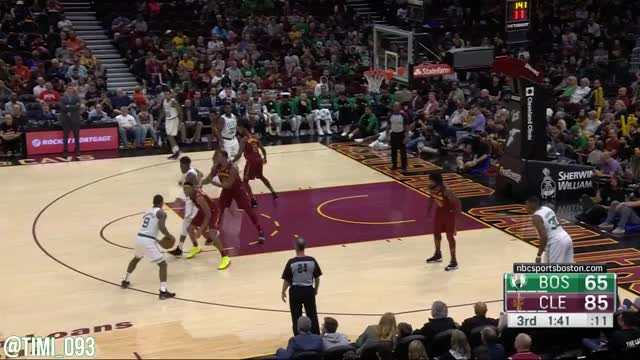 Watch and share Cleveland Cavaliers GIFs and Boston Celtics GIFs by timi093 on Gfycat