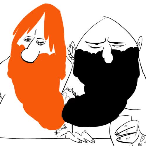 Watch and share Cartoon Hangover GIFs and Elliot Cowan GIFs by Cartoon Hangover on Gfycat