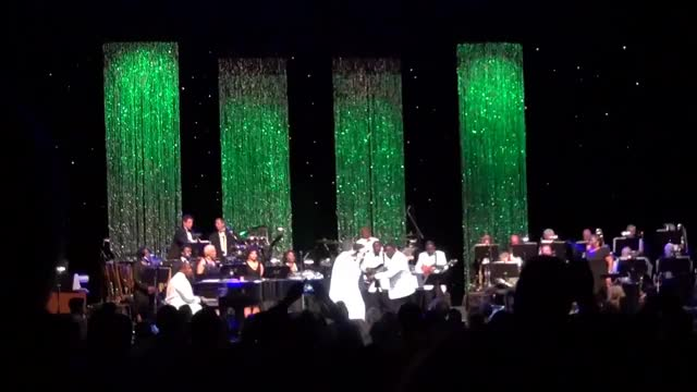 Watch and share Aretha Franklin - Respect In NYC 2014 GIFs on Gfycat