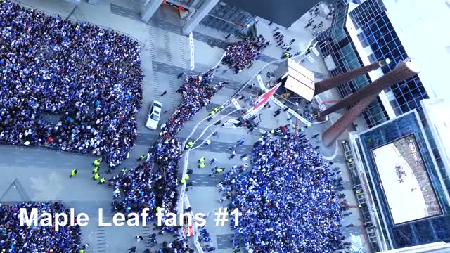 Watch and share Toronto Maple Leafs GIFs and Maple Leafs Square GIFs on Gfycat