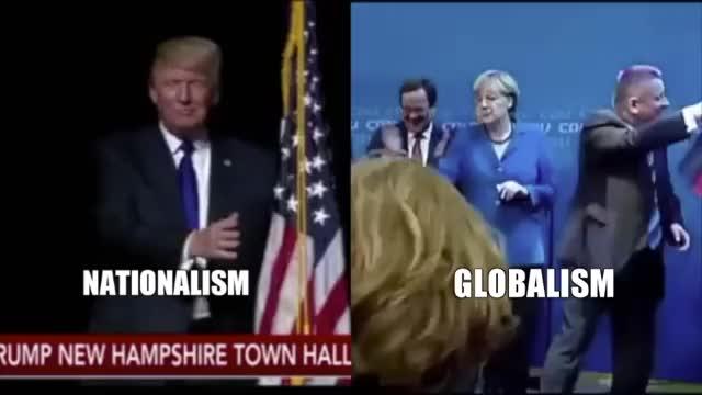 market vs justice globalism