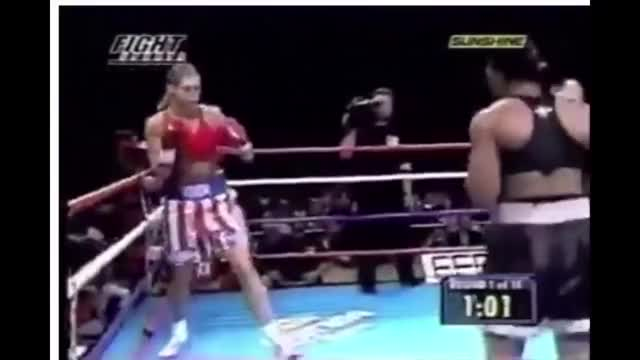 Watch Woman KOs Woman With a Boxing Bomb ! GIF on Gfycat. Discover more boxeo, boxer, boxing GIFs on Gfycat