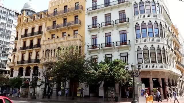 Watch and share Plaza De La Virgen GIFs and Agua De Valencia GIFs on Gfycat