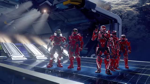 Watch this GIF by xboxdvr on Gfycat. Discover more C0 Assassin, Halo5Guardians, xbox, xbox dvr, xbox one GIFs on Gfycat