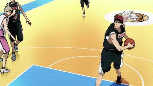 Watch and share Kuroko No Basket GIFs on Gfycat