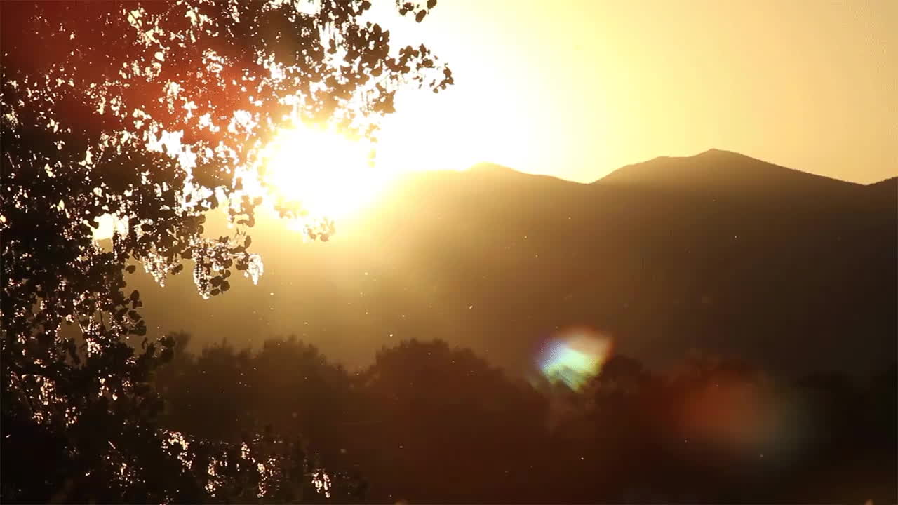 Colorado Sunset GIFs