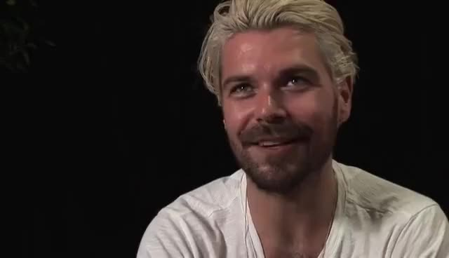 Watch and share Simon Neil GIFs on Gfycat