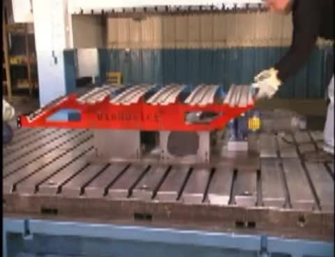 DIE, automation, diebotics, press, stamping, transfer, Diebotics XZ (walking beam) Transfer Video GIFs