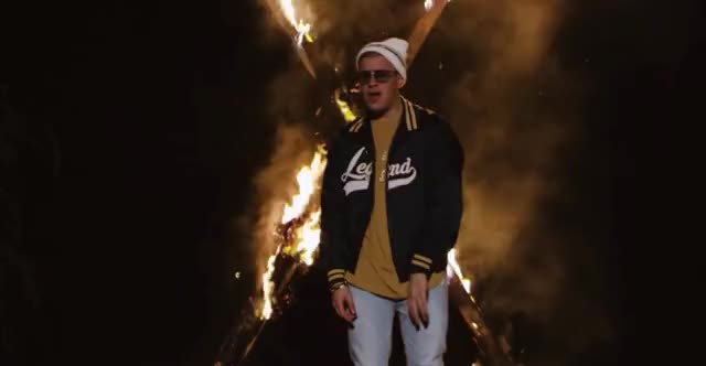 Watch this bad bunny GIF by rj (@rjtonamen) on Gfycat. Discover more bad bunny, benito, burning, dance, dancing, el conejo malo, fire, flame, soy peor GIFs on Gfycat