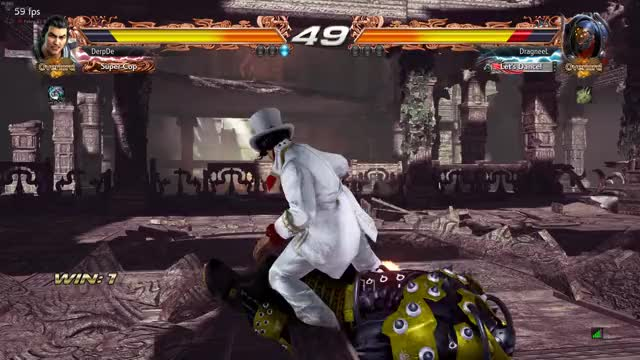Watch and share Leiwulong GIFs and Tekken7 GIFs by DerpDe on Gfycat