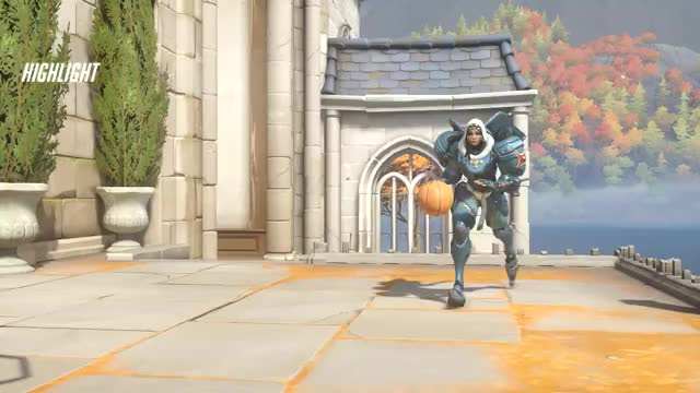 Watch and share Pharah Counters McCree GIFs on Gfycat
