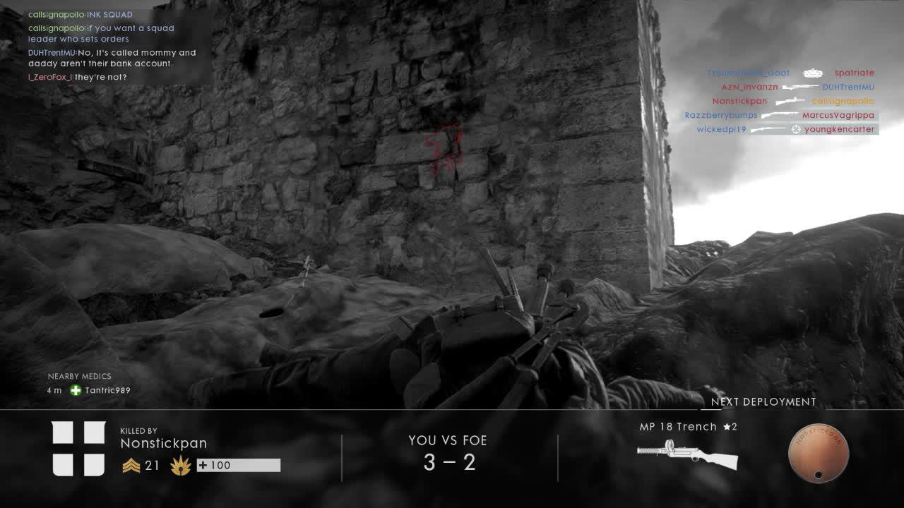 battlefield, battlefield_one, Battlefield One Medics GIFs