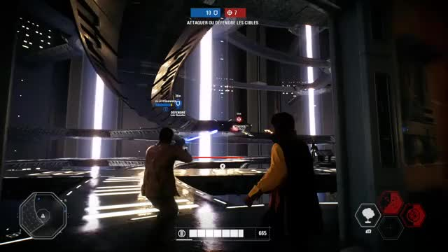 Watch LUKE VS MAUL push GIF by Xbox DVR (@xboxdvr) on Gfycat. Discover more Fissoul BenriX1, STARWARSBattlefrontII, xbox, xbox dvr, xbox one GIFs on Gfycat