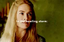 Watch and share Cersei Lannister GIFs and The Sick Rose GIFs on Gfycat