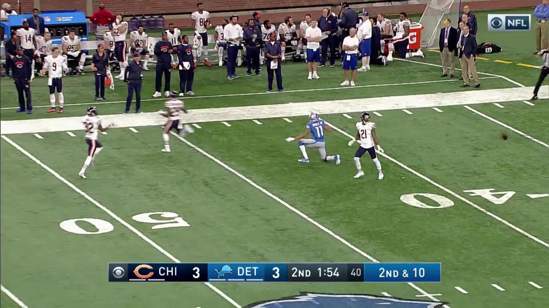 detroitlions, football, offense, Bears vs. Lions | NFL Week 14 Game Highlights GIFs