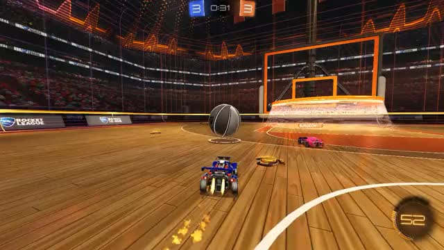 Watch and share Rocket League GIFs and Hoops GIFs on Gfycat