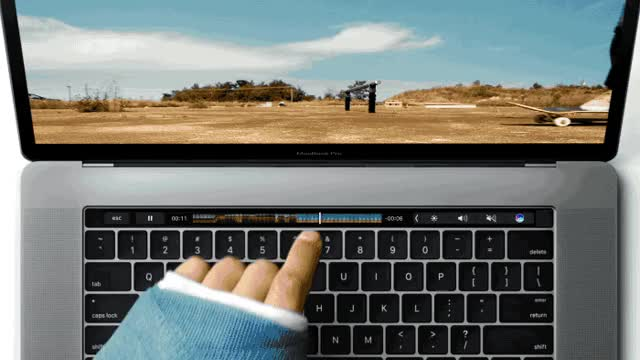 Watch touch bar macbook pro GIF on Gfycat. Discover more related GIFs on Gfycat