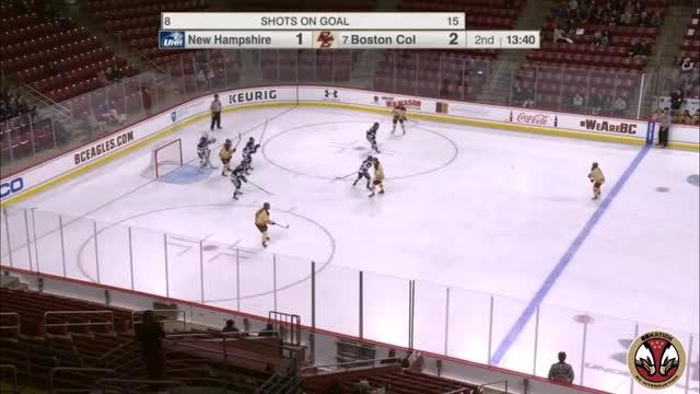 Watch 4 Keller (W) UNH 2/8/19 GIF by @salzano14 on Gfycat. Discover more Colorado Avalanche, hockey GIFs on Gfycat