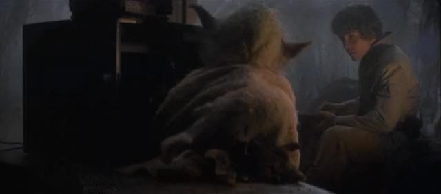 Watch Messy Yoda GIF on Gfycat. Discover more DarthJarJar, darthjarjar GIFs on Gfycat