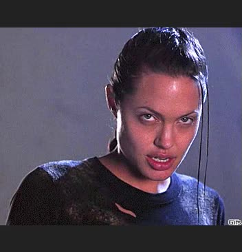 Watch this angelina jolie GIF on Gfycat. Discover more angelina jolie, celebs GIFs on Gfycat