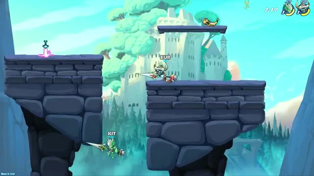 Watch and share Brawlhalla GIFs by eggsoup on Gfycat