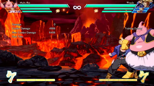 Watch 2018-07-10 21-24-29 GIF on Gfycat. Discover more Dragon Ball FighterZ, dbfz GIFs on Gfycat