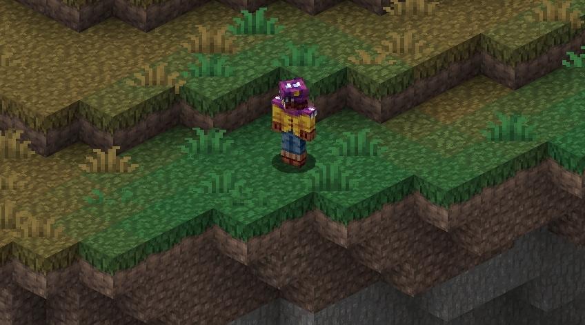 Minecraft, isometric, Isometric Minecraft! (Mod) (reddit) GIFs