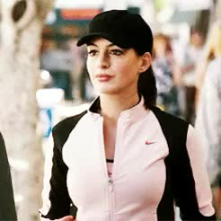 Watch and share Anne Hathaway GIFs and Get Smart GIFs on Gfycat